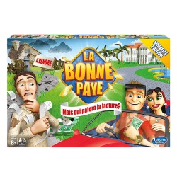 La Bonne Paye - Jeu de société pour hôtel, camping, club de vacances, restaurant