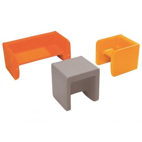 Table fauteuil multifonctions, petit salon, mobilier enfant pour hôtel