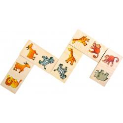 Dominos Safari, jeu de société pour l'accueil des enfants dans les CHR