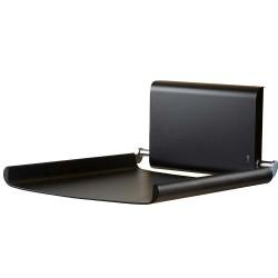 Table à langer aluminium pour les professionnels CHR