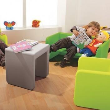 Tables fauteuil multifonctions (grand salon), équipement enfant pour les professionnels CHR
