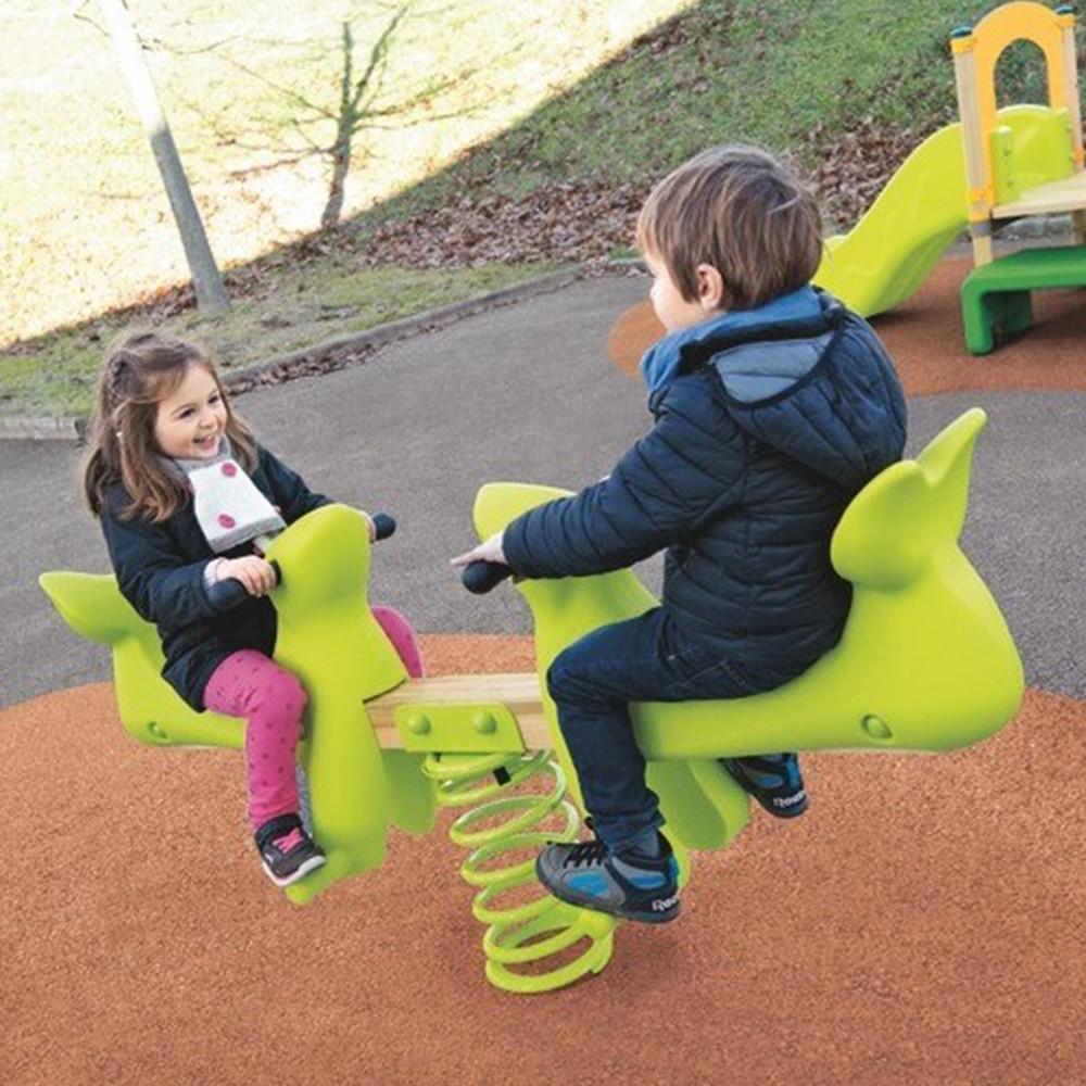 Seesaw For Children Outdoor