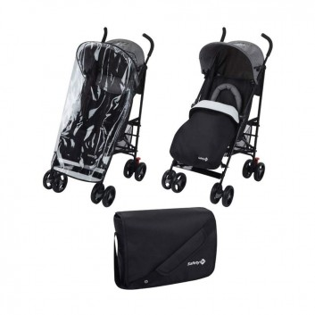 Comfort pack stroller, child equipment for hotels, restaurants