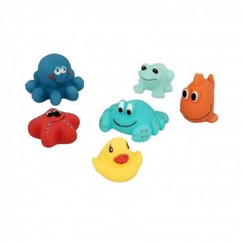 Jouets de bain Splitto, produits d'accueil enfants pour les hôtels