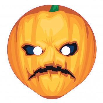 Masques d'Halloween pour les enfants dans les hôtels, restaurants...