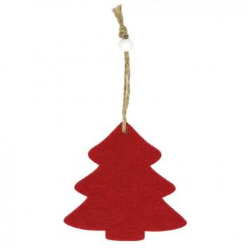 Pendentif Sapin, accessoire de décoration de Noël pour les CHR