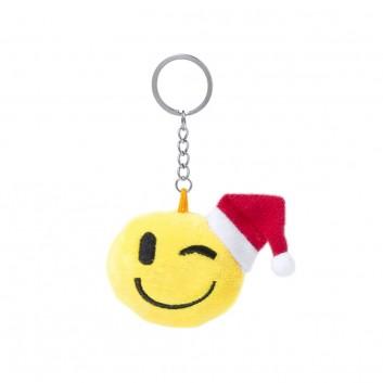 Porte clés Smiley, cadeau surprise de menu enfant