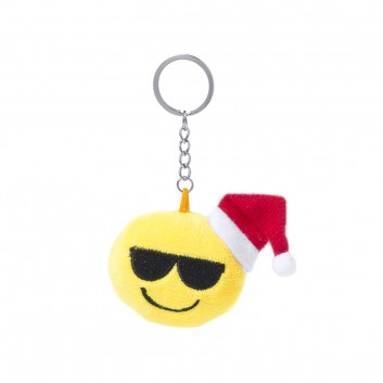 Porte clés Smiley, cadeau surprise de menu enfant