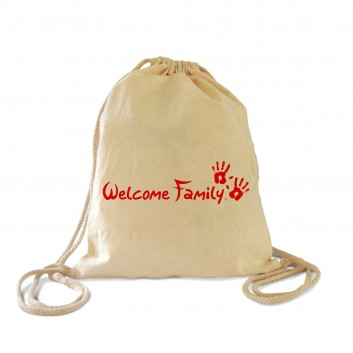 Bolso para niños Welcome Family