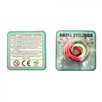 Skill String, jeu pour l'accueil des enfants dans les hôtels, restaurants