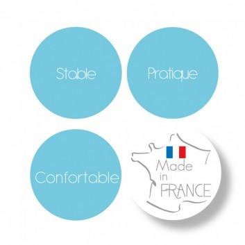 Baignoire enfant pour hôtels, fabrication française
