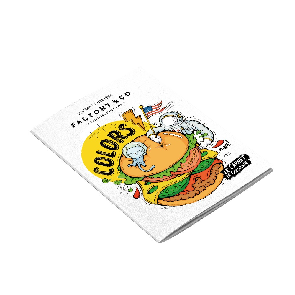 Personalised Colouring Notebooks Reception Gift For Children S