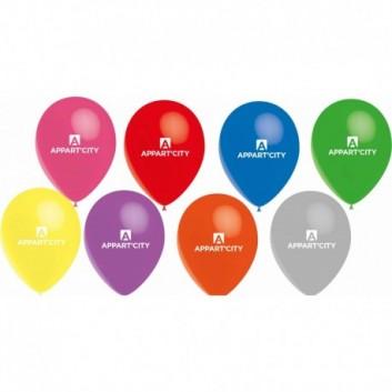 Ballons de baudruche personnalisés, pour enfant appart city