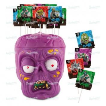 Bonbons pour les enfants dans les CHR à Halloween
