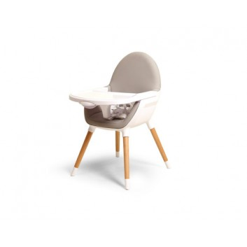 chaise haute bébé scandinave design