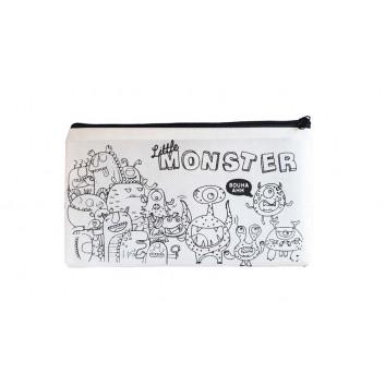 Trousse à colorier Little monster de Welcome Family