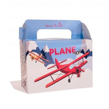 Lunchbox spécial avion