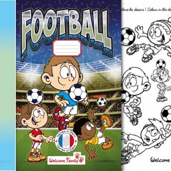 Cahiers de coloriage pour les enfants dans les hôtels, restaurants