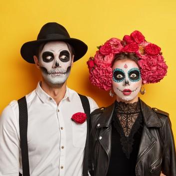 Kit déguisement d'halloween pour les hôtels et restaurants