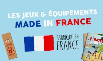 Jeux et équipements Made in France