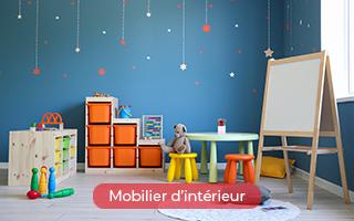 Mobilier d'intérieur enfants pour les hôtels