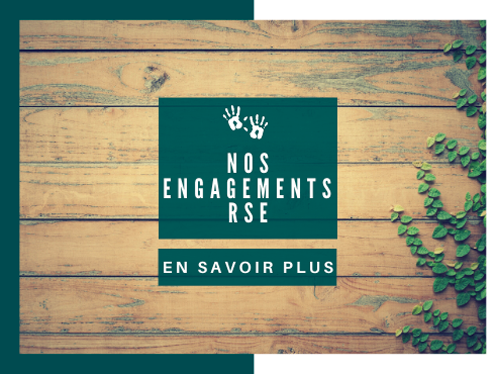 Nos engagements RSE