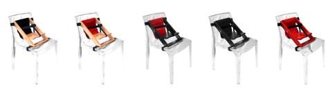 Rehausseur de chaise - Equipement enfant pour les hôtels, restaurants