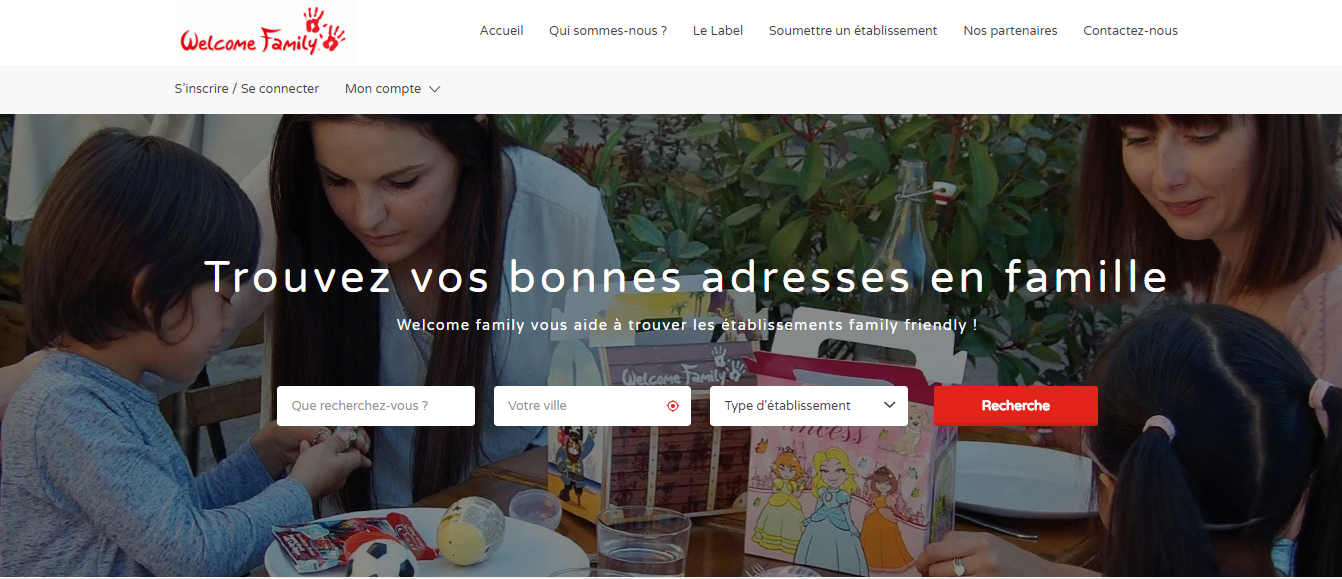 Guide de bonnes adresses Welcome Family