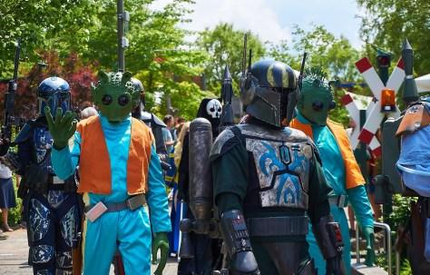Journée Star Wars