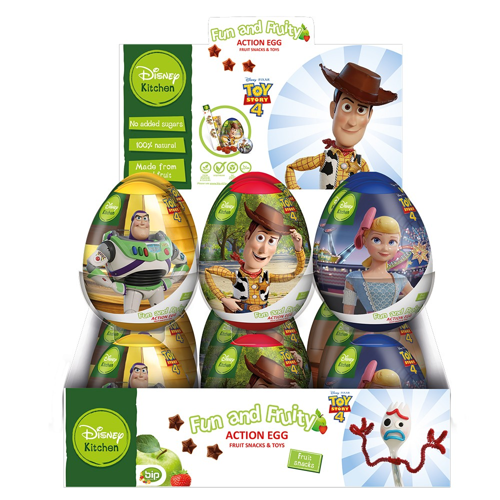 Huevos sorpresa Toy Story