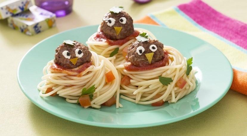 Des plats pour les enfants dans les restaurants
